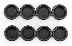 "Engine - Manley Standard .2165"" Stem Valves (5.5mm) Wear Caps (8 pcs): 42263-8"