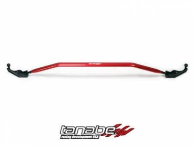 Suspension - Braces - TANABE - Tanabe Sustec Front Strut Tower Bar 08-14 xD / 07-08 Toyota Yaris: TTB121F