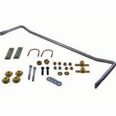 Suspension - WHITELINE - Whiteline 06-12 Toyota Yaris /08-14 Scion XD Rear 22mm Heavy Duty Adjustable Swaybar: BTR86Z