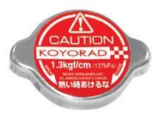 Cooling - Radiator Caps  - Koyo Type B Radiator Cap - FR-S/BRZ/GT86 (Blue / 1.3 Bar) : SK-D13