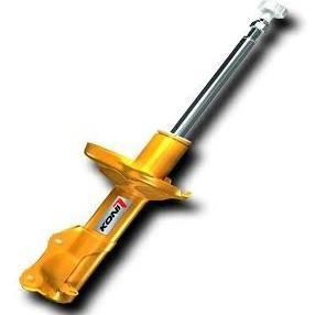 Suspension - Shocks  - Koni Sport (Yellow) Shock Rear 13+ Scion FRS/ 13+ Subaru BRZ/ 13+ Toyota FT86: 8041 1416Sport
