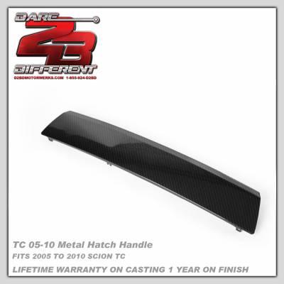 Scion Tc Rear Hatch Handle Replacement