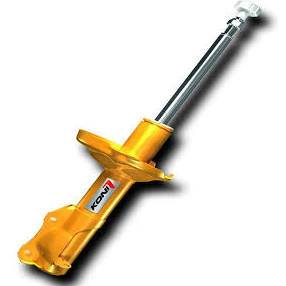 Suspension - Shocks  - Koni  - Koni Sport (Yellow) Shock - Front  12+ Scion FRS/ 12+ Subaru BRZ/ 12+ Toyota FT86: 8641-1559SPORT