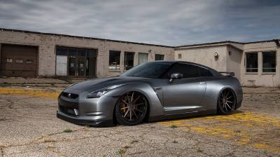 AIR LIFT PERFORMANCE BOLT ON KITS - JDM - AIRLIFT PERFORMANCE  - Airlift Nissan GTR R35 08-18 Performance Air Ride System 78518 / 78618 AP Manual/3S/3P/3H