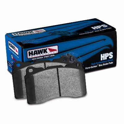 Brakes - Brake Pads  - HAWK - Hawk 'Performance Street' Brake Pads 09 - 10 PONTIAC VIBE/ 11-14 SCION TC / 09 COROLLA/ 09-13 MATRIX/ 06-08 RAV4/ 14 RAV4: HB704F.692