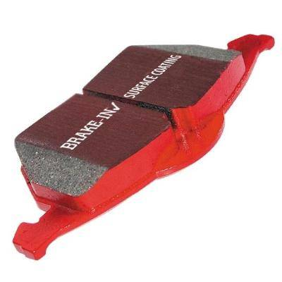 Brakes - EBC Redstuff Superstreet Ceramic Pad 09-10 PONTIAC VIBE/ 11-14 TC/ 08-14 XB/ 09-11 COROLLA/ 09-13 MATRIX/ 10 PRIUS: DP21947