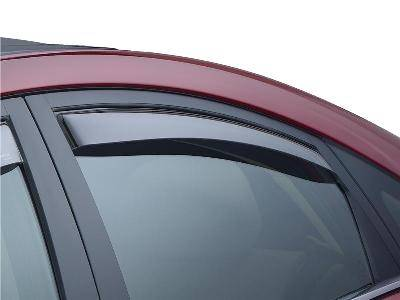 Exterior - Exterior Trim/Cowling/ Misc - WEATHERTECH Front Side Window Deflectors/Scion tC/2011 - 2014/Dark Smoke: 80546