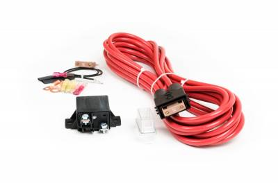 Air Ride Suspension - Air Ride Accesories/Brackets/Hoses - Power Supply
