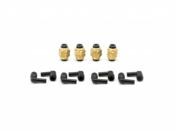 Air Ride Suspension - Air Ride Accesories/Brackets/Hoses - Fitting Packs / Valves / Air Lines