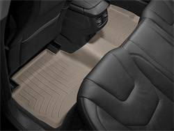 Interior - FLOOR MATS - WEATHERTECH Rear FloorLiner/Scion tC/2011 - 2014/ Tan: 453452