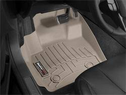 Interior - FLOOR MATS - WEATHERTECH Front FloorLiner/Scion tC/2011 - 2014/Tan: 453451
