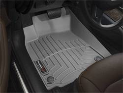 Interior - FLOOR MATS - WEATHERTECH Front and Rear Floorliners/Scion tC/2011 - 2014/Grey: 46345-1-2