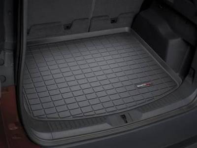 Interior - FLOOR MATS - WEATHERTECH Cargo Liners/Scion tC/2011 - 2014/Black: 40481