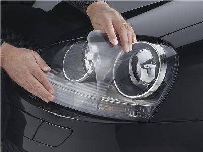 Exterior - WEATHERTECH LampGard Headlight Protection 11-14 Scion TC :H5703DW