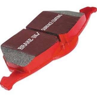 Brakes - EBC Redstuff Superstreet Ceramic Pad 10-12 HS250H/ 09-10 VIBE/ 08-14 XB/ XD/ 09-13 COROLLA/ 09-13 MATRIX: DP31791C