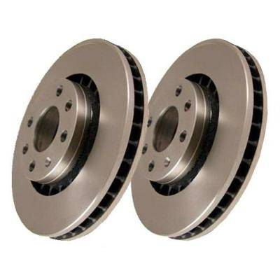 Brakes - Brake Rotors  - EBC Brake Rotors - Ultimax OE Style Disc Kit 10-12 HS250H/ 08-14 XB/ 06-14 RAV4 :RK7413