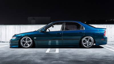 JDM - HONDA  - AIRLIFT PERFORMANCE  - Airlift  Honda Accord 90-97 Slam Kit  : 75440 / 75540 AP Manual/V2/3P/3H