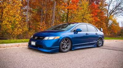 Civic / Civic SI 8th Gen 06-11
