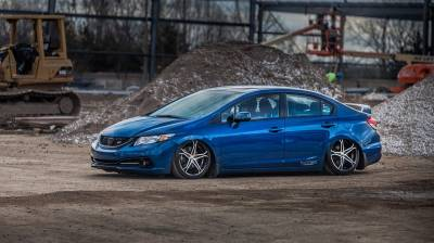 AIRLIFT PERFORMANCE  - Airlift  9th Gen Honda Civic 12-15, SI 12-13, Acura ILX 13-16 Performance Air Suspension :78526 / 78626 AP Manual/3S/V2/3P/3H - Image 12