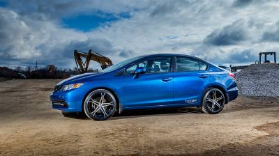 AIRLIFT PERFORMANCE  - Airlift  9th Gen Honda Civic 12-15, SI 12-13, Acura ILX 13-16 Performance Air Suspension :78526 / 78626 AP Manual/3S/3P/3H - Image 11