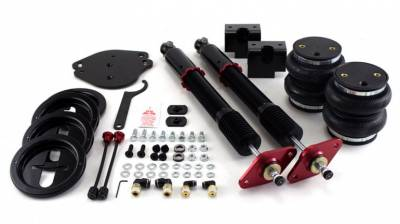 Air Ride Suspension - Rear Struts/Bags - AIRLIFT PERFORMANCE  - Airlift 75627 Rear Air Suspension Kit  Challenger 08-16 / Charger 08-16/ Chrysler 300&300c 08-16 / Magnum 05-08 : 75627