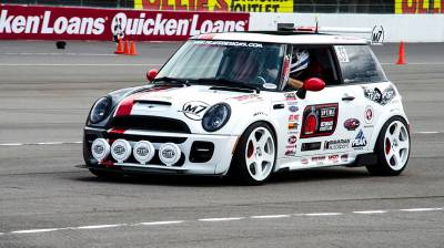 AIR LIFT PERFORMANCE BOLT ON KITS - EUROPEAN - AIRLIFT PERFORMANCE  - Airlift Mini Cooper (R50/52/53) Performance Air Suspension System: 78504 / 78604 AP Manual/3S/3P/3H
