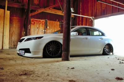 AIRLIFT PERFORMANCE  - Airlift  Acura TL 09-14 / Acura TSX 09-14 Performance Air Ride Suspension: 78520 / 78620 Manual/3S/3P/3H - Image 14