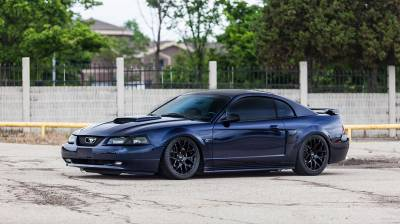 FORD  - Mustang SN95 1994-2004  - AIRLIFT PERFORMANCE  - Airlift  Mustang (SN95) 94-04 Performance Air Suspension Kit : 78519 / 78619 AP Manual/V2/3P/3H