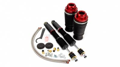 Air Ride Suspension - Rear Struts/Bags - AIRLIFT PERFORMANCE  - Airlift 78619 Ford Mustang SN95 94-04 Rear  Air Kit : 78619