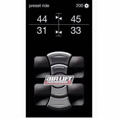 Airlift 3H App Ios/Android www.d2bdmotorwerks.com