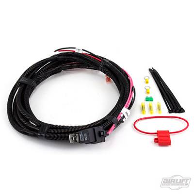Air Ride Suspension - Air Ride Accesories/Brackets/Hoses - Integration Harnesses