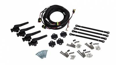 Air Ride Suspension - Air Ride Accesories/Brackets/Hoses - AIRLIFT PERFORMANCE  - Airlift 27705 3P to 3H Upgrade kit : 27705