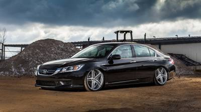 9th Gen Accord/TLX Airlift Air Suspension www.d2bdmotorwerks.com