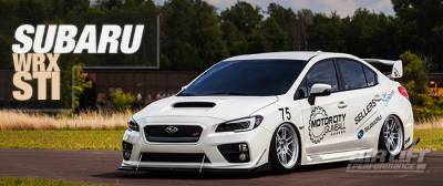 SUBARU - WRX / STI 15 UP - AIRLIFT PERFORMANCE  - Airlift Performance Subaru WRX / STI 15 Up Air Suspension : 78541 /78641 AP V2/3P/3H