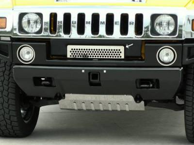 Stainless Steel Dress Up - Truck/SUV Steel - GM Hummer