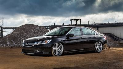 HONDA  - Accord 9th Gen 13-Present - AIRLIFT PERFORMANCE  - Airlift  9th Gen Honda Accord Performance Air Suspension : 78529 /78629 AP Manual/3S/3P/3H