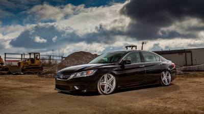 ACURA - TLX 15 -up  - AIRLIFT PERFORMANCE  - Airlift  9th Gen Honda Accord Performance Air Suspension : 78529 /78629 AP Manual/V2/3P/3H