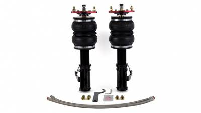 Air Ride Suspension - Front Struts  - AIRLIFT PERFORMANCE  - Airlift 78508 95-98 Nissan 240SX (USA); 95-00 Nissan S14 (international) - Front Kit