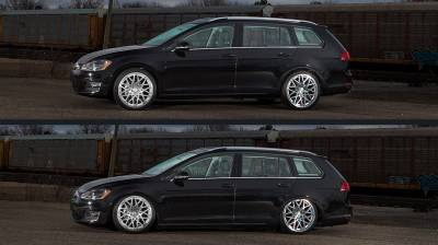 AIRLIFT PERFORMANCE  - Airlift VW MK7 Golf Sport Wagon S/SE/SEL TDI Performance Air Ride System :  78548 / 78648 AP Manual / 3s / V2 / 3P / 3H - Image 8