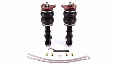 Air Ride Suspension - Front Struts  - AIRLIFT PERFORMANCE  - Airlift 75554 08-14 Subaru STI (includes wagon) - Front Kit 75554