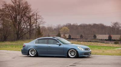 Airlift g35X AWD 78507 / 75620