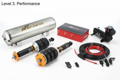 AIRFORCE SUSPENSION PERFORMANCE KIT
