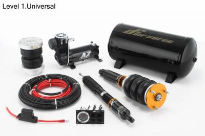 AIRFORCE SUSPENSION UNIVERSAL KIT