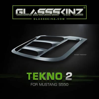 GLASSSKINZ TEKNO 2 WWW.D2BDMOTORWERKS.COM