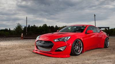 AIR LIFT PERFORMANCE BOLT ON KITS - KDM - Hyundai