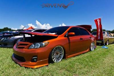 Airforce Air Suspension Toyota Corolla www.d2bdmotorwerks.com