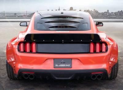 GLASSSKINZ TEKNO 3 S550 Mustang WWW.D2BDMOTORWERKS.COM