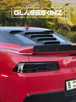 Camaro 6th Gen 16-18 Glassskinz Tekno 1 www.d2bdmotorwerks.com