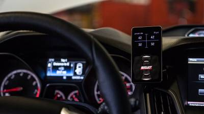 Airlift 27051 3p/3h in car Display Controller