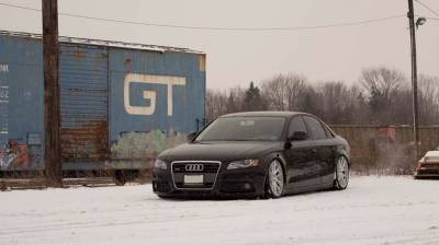 AIRLIFT PERFORMANCE  - Airlift Audi A4 (B8) Performance Air Suspension System : AP Manual / 3P / 3H : 75558 / 75658 - Image 6